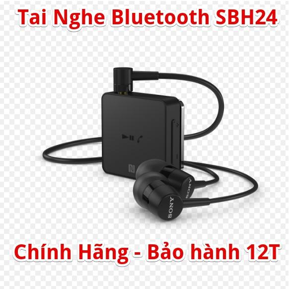 Tai Nghe Bluetooth Sony SBH24 - Hàng Chính Hãng