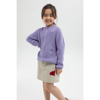IVY moda Áo len bé gái MS 58G0787