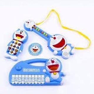 bộ đàn ba món cho bé ( đàn piano, đàn ghi ta, điện thoại)