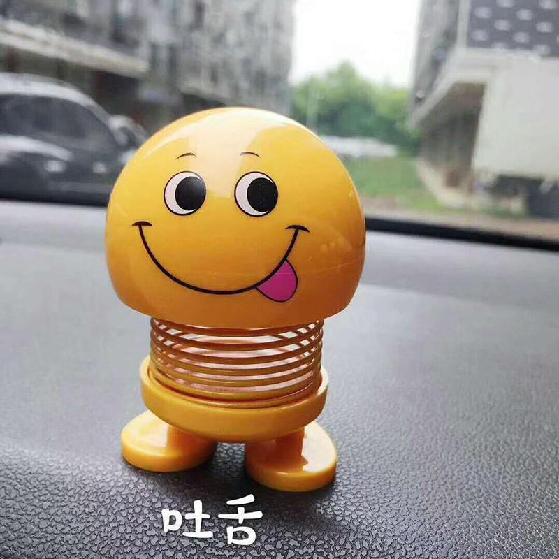 [CÓ VIDEO + ẢNH THẬT SHOP TỰ CHỤP ] Emoji lò xo - Hàng loại 1 chính hãng Lò Xo...