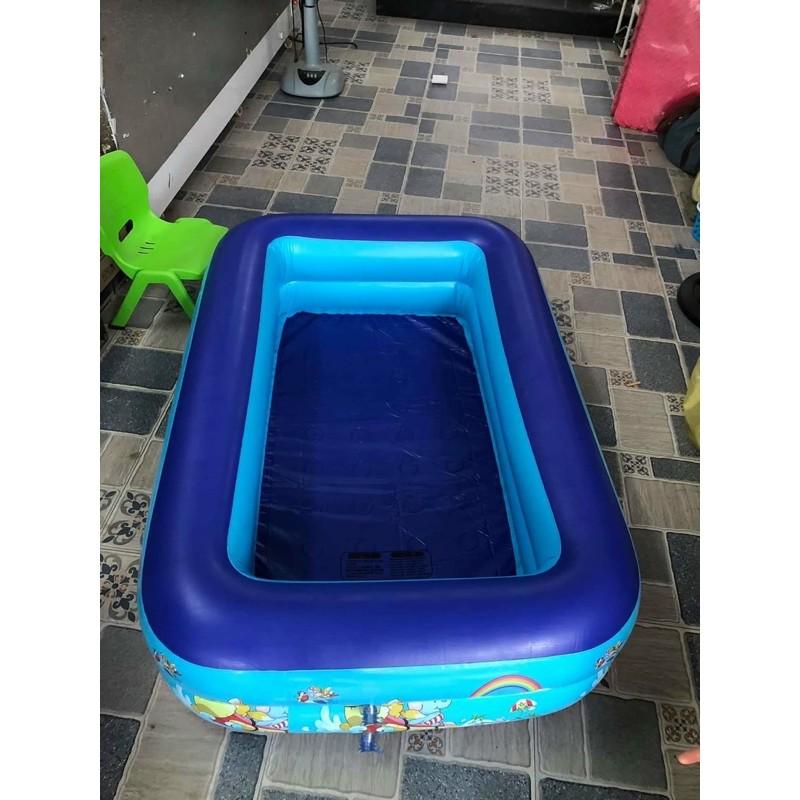 Bể Bơi hình chữ nhật