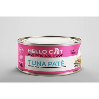 Pate Cho Mèo - Hello Cat 190g thumbnail