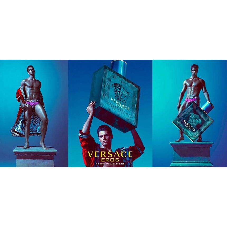 Nước hoa nam Versace Eros For Men EDT 5ml