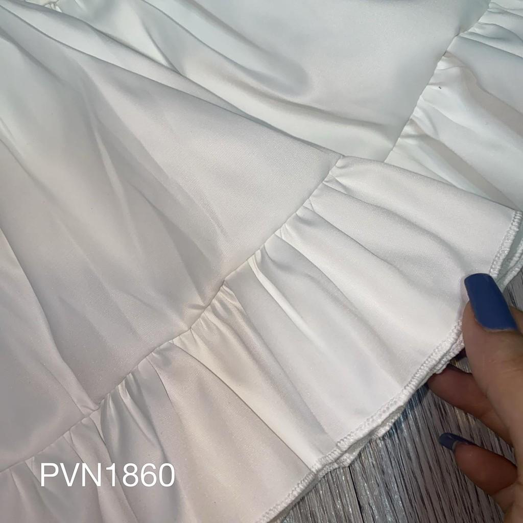 Đầm sò điệp - trắng
