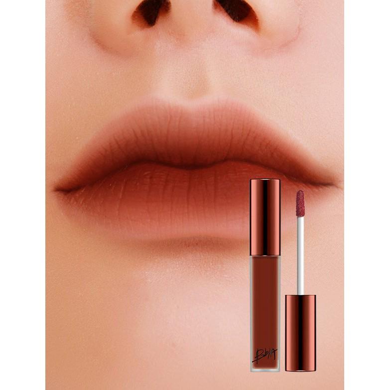 Son kem Bbia Last Velvet Lip Tint Màu 25 #đỏ nâu trầm siêu đẹp