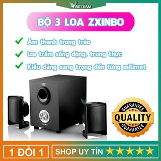 Loa vi tính kiêm Loa bluetooth 2.1 ZXINBO -dc2384