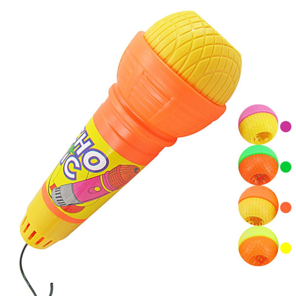 Microphone Mic Voice Changer Toy Gift Birthday Present Kids Party Song