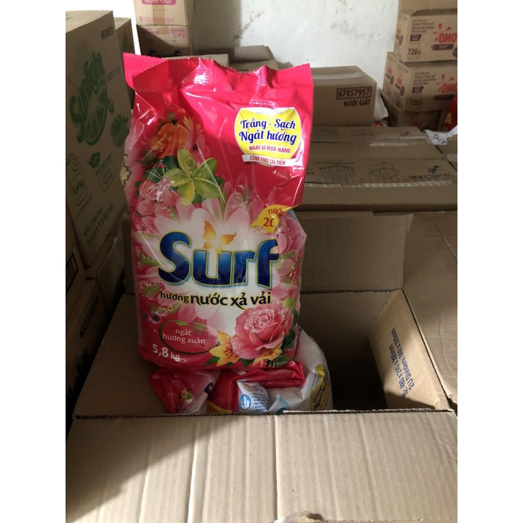 Bột giặt Surf Ngát Hương Xuân 5.8 kg