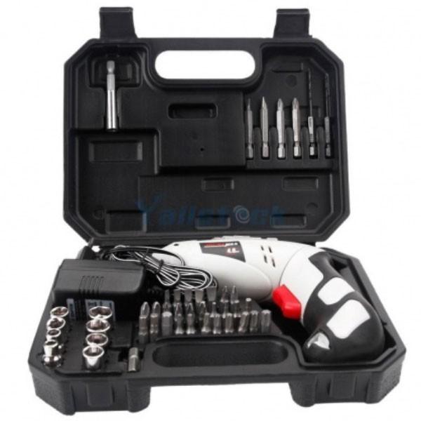Máy khoan và vặn ốc vít cầm tay mini 45 chi tiết Joust Max HD1040 (BH 6 tháng) - 2710234 , 51183742 , 322_51183742 , 275000 , May-khoan-va-van-oc-vit-cam-tay-mini-45-chi-tiet-Joust-Max-HD1040-BH-6-thang-322_51183742 , shopee.vn , Máy khoan và vặn ốc vít cầm tay mini 45 chi tiết Joust Max HD1040 (BH 6 tháng)