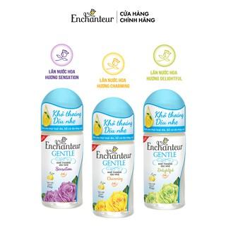 Lăn khử mùi Enchanteur Gentle Charming/ Delightful/ Sensation 50ml