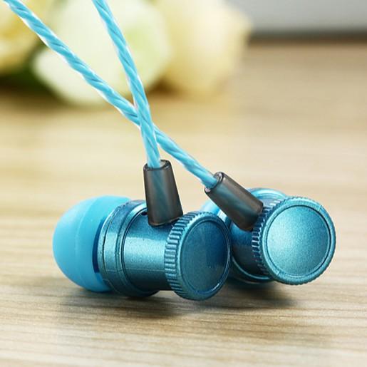 Tai nghe nhét tai superbass có dây jack 3.5mm cho điện thoại