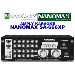 AMPLY KARAOKE NANOMAX SA-666XP thumbnail