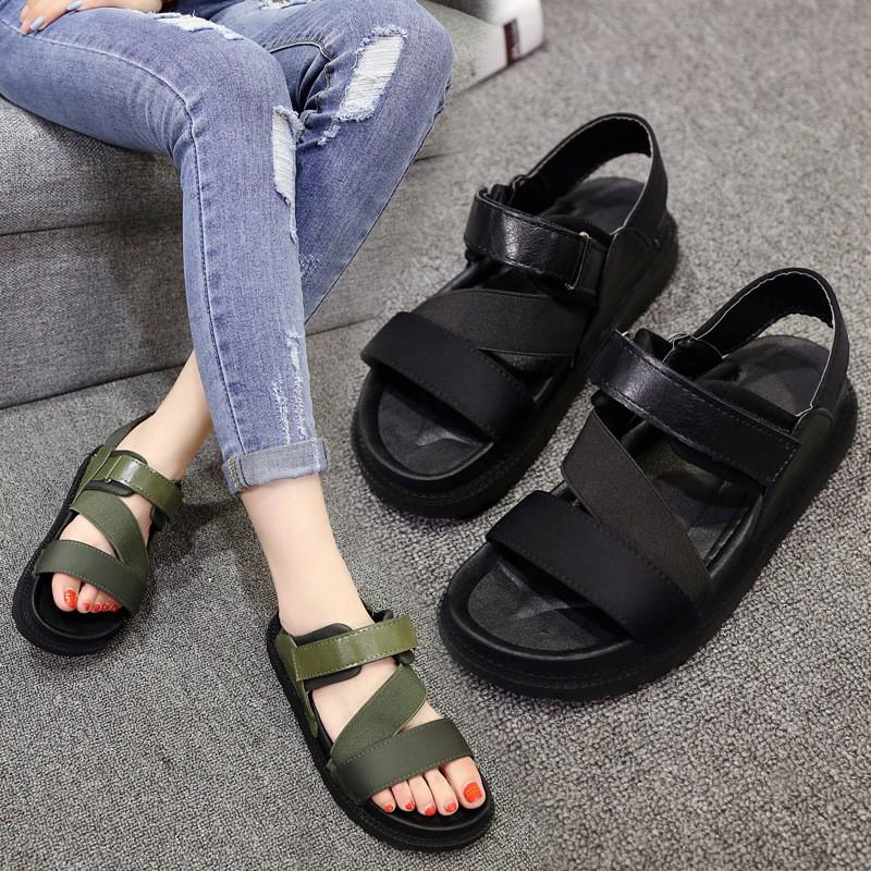 sandal chiến