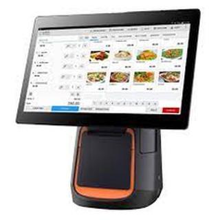Máy POS bán hàng Sunmi T2 (1 màn hình) máy qua sử dụng 95%