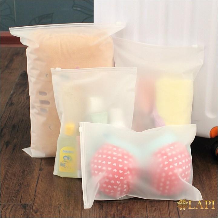 Túi zip có khoá kéo không thấm nước đừng đồ cá nhân, túi đựng mỹ phẩm du lịch tiện dụng, túi đựng đồ make up
