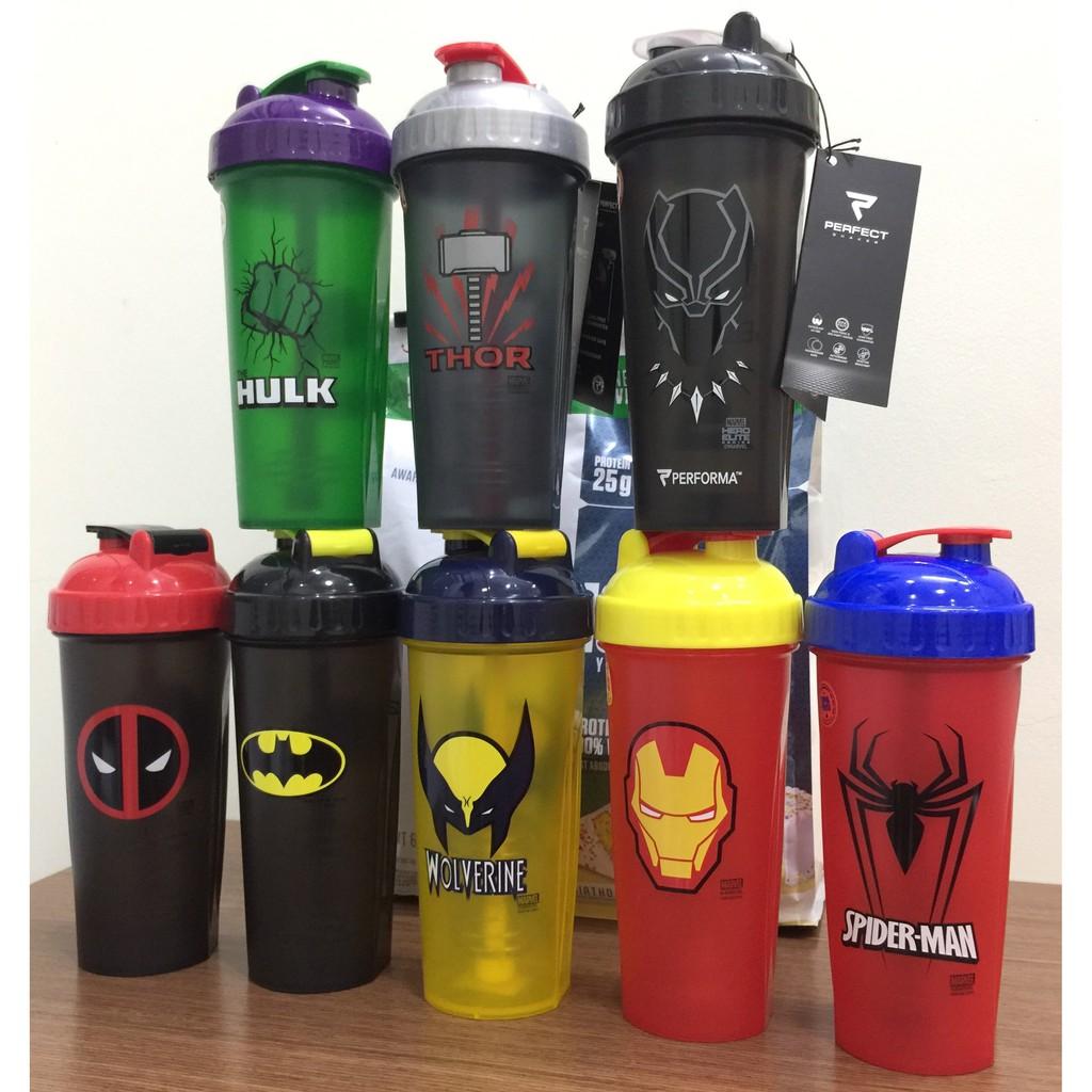 Bình Lắc Shaker Avengers - 800ml