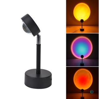 Đèn LED sàn nhiều màu hiện đại dùng trong quay video Tiktok/trang trí phòng khách