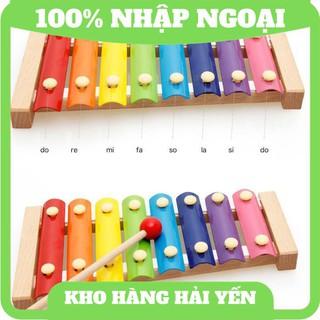 [Bé Thích Mê] Đàn gỗ 8 thanh Xylaphon cho bé thỏa sức tha hồ sáng tạo nên những giai điệu thú vị – Sỉ
