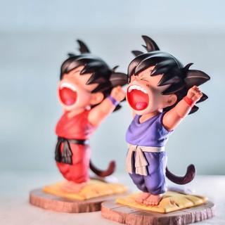 Mô Hình Nhân Vật Goku Trong Dragon Ball Chất Lượng Cao