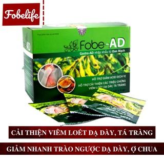 Fobe-AD giảm nhanh trào ngược dạ dày, ợ chua, ơ hơi hiệu quả- Hộp 20 gói- Đạt chuẩn GMP thumbnail