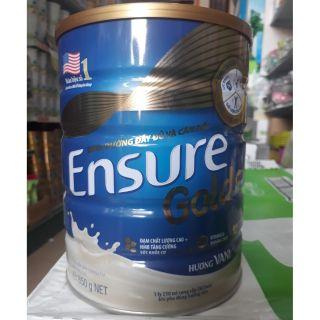 Sữa bột Ensure Gold 850g date 2023