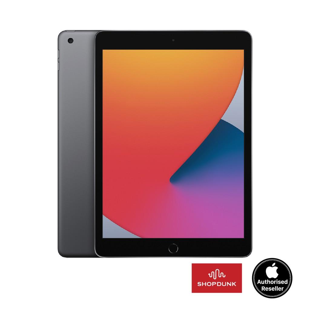 Máy Tính Bảng Apple iPad Gen 8 2020 32GB (wifi + 4G) - Hàng Chính Hãng