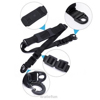 Electric Scooter Strap Outdoor Bicycle Accessory Portable Adjustable Buckle Carrying Black For Xiaomi M365