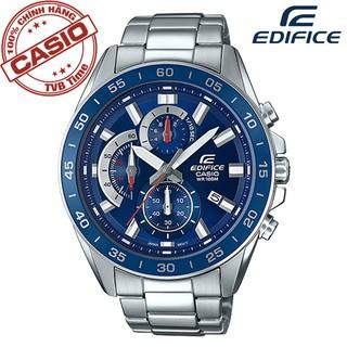 Đồng hồ nam dây kim loại Casio Edifice chính hãng Anh Khuê EFV-550D-2AVUDF (47mm)