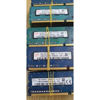 Ram 4G DDR3 Hàng Bóc Máy Đồng Bộ Chân Đẹp Vàng Óng
