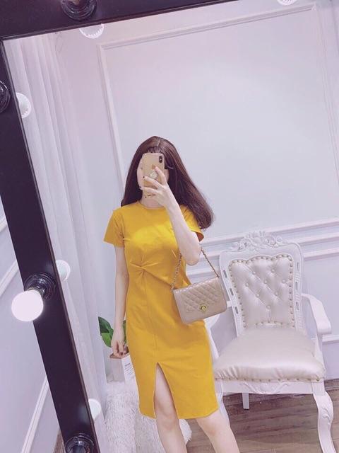 [Mã WASEPRN hoàn 20% xu đơn 99k] Váy xoắn eo cực xinh