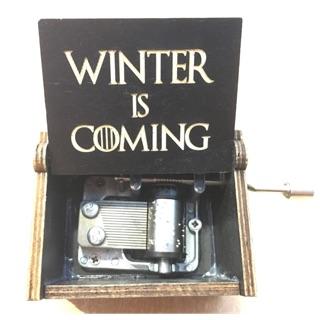 Hộp nhạc gỗ Trò Chơi Vương Quyền – Game of Thrones Music box