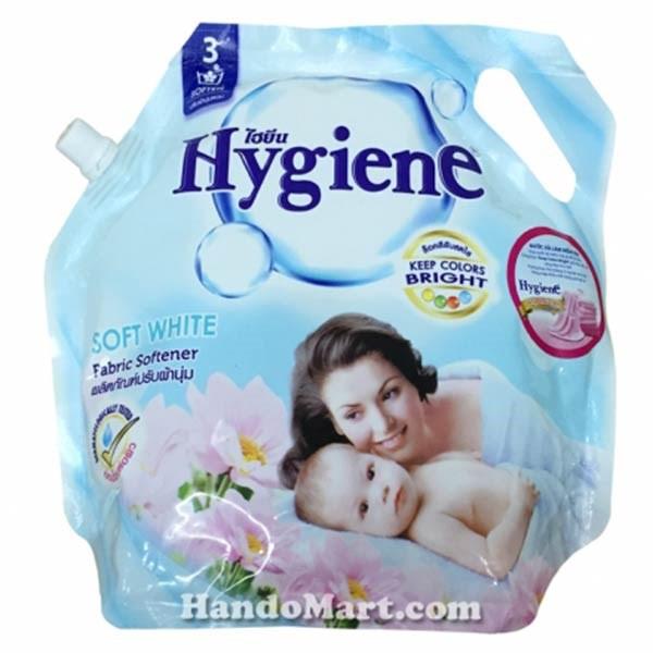 Nước xả vải Hygiene túi 1800ml Thái Lan - 2733017 , 498196353 , 322_498196353 , 80000 , Nuoc-xa-vai-Hygiene-tui-1800ml-Thai-Lan-322_498196353 , shopee.vn , Nước xả vải Hygiene túi 1800ml Thái Lan