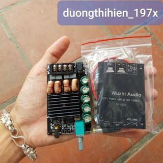 Mạch khuếch đại âm thanh Wuzhi ZK-502L, ZK-502C, ZK-502H, ZK-1002L, ZK-1002M, ZK-1002 hifi, ZK-TB21 100Wx2 bluetooth 5.0