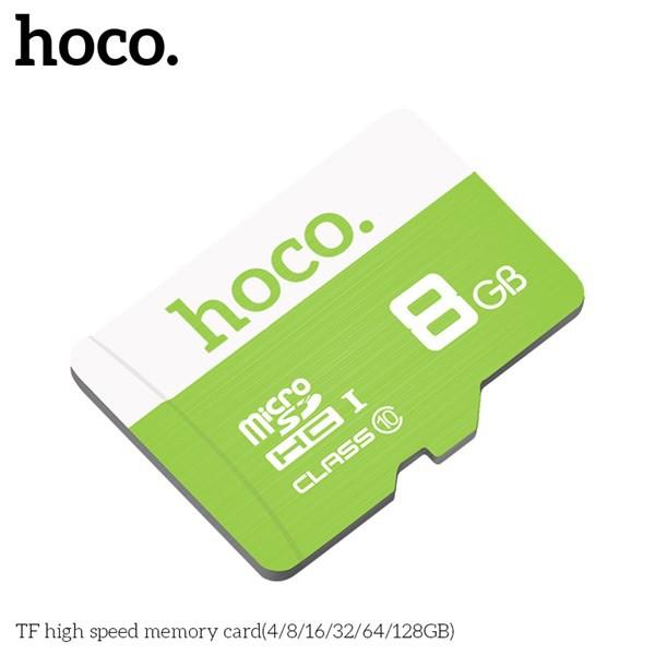THẺ NHỚ MICRO SD HOCO 8G - CLASS 10 - ĐỦ DUNG LƯỢNG