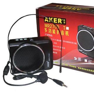 Máy trợ giảng AKER MR2700 BH 6 tháng đổi mới