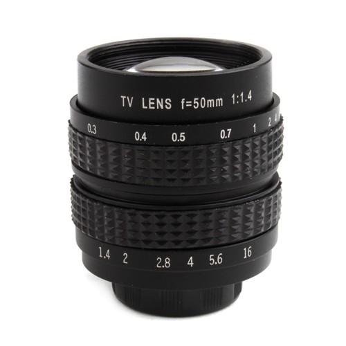 Lens Fujian 50mm F/1.4 CCTV - Ống kính máy ảnh - 2688642 , 843831077 , 322_843831077 , 800000 , Lens-Fujian-50mm-F-1.4-CCTV-Ong-kinh-may-anh-322_843831077 , shopee.vn , Lens Fujian 50mm F/1.4 CCTV - Ống kính máy ảnh