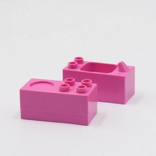 smoneo- bộ bếp 2 chi tiết tương thích lego duplo thumbnail