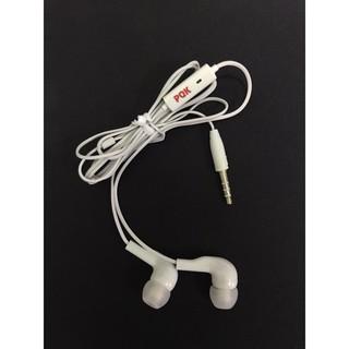 Tai nghe điện thoại chất lượng âm thanh siêu Bass ,tương thích tất cả điện thoại sử dụng jack tai nghe 3.5-PQK 520L