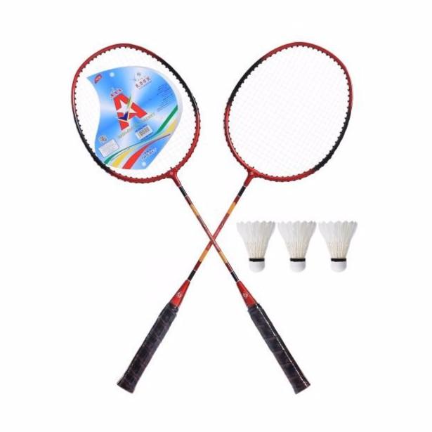 Combo đôi vợt cầu lông RA21 + 3 quả cầu lông [Chính hãng Liên Hiệp Thành] - 3106042 , 692104461 , 322_692104461 , 295500 , Combo-doi-vot-cau-long-RA21-3-qua-cau-long-Chinh-hang-Lien-Hiep-Thanh-322_692104461 , shopee.vn , Combo đôi vợt cầu lông RA21 + 3 quả cầu lông [Chính hãng Liên Hiệp Thành]