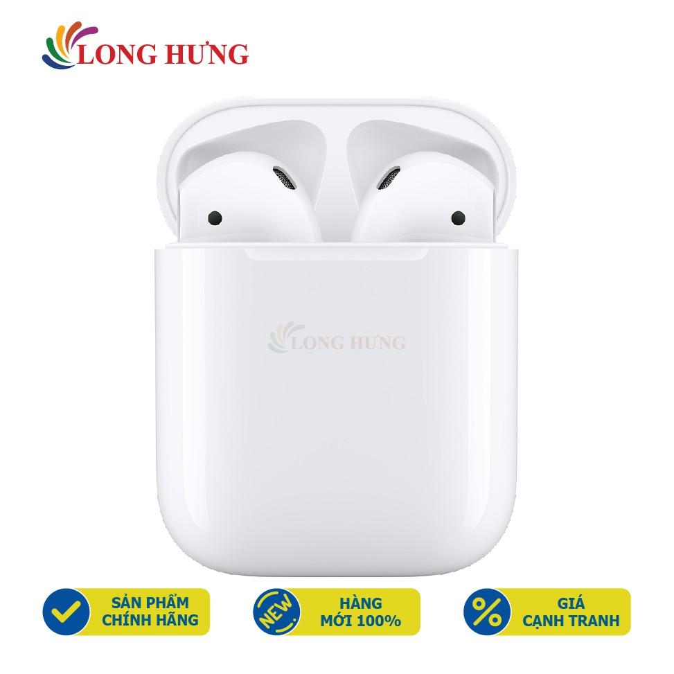Tai nghe Bluetooth Apple AirPods 2 MV7N2 - Hàng nhập khẩu