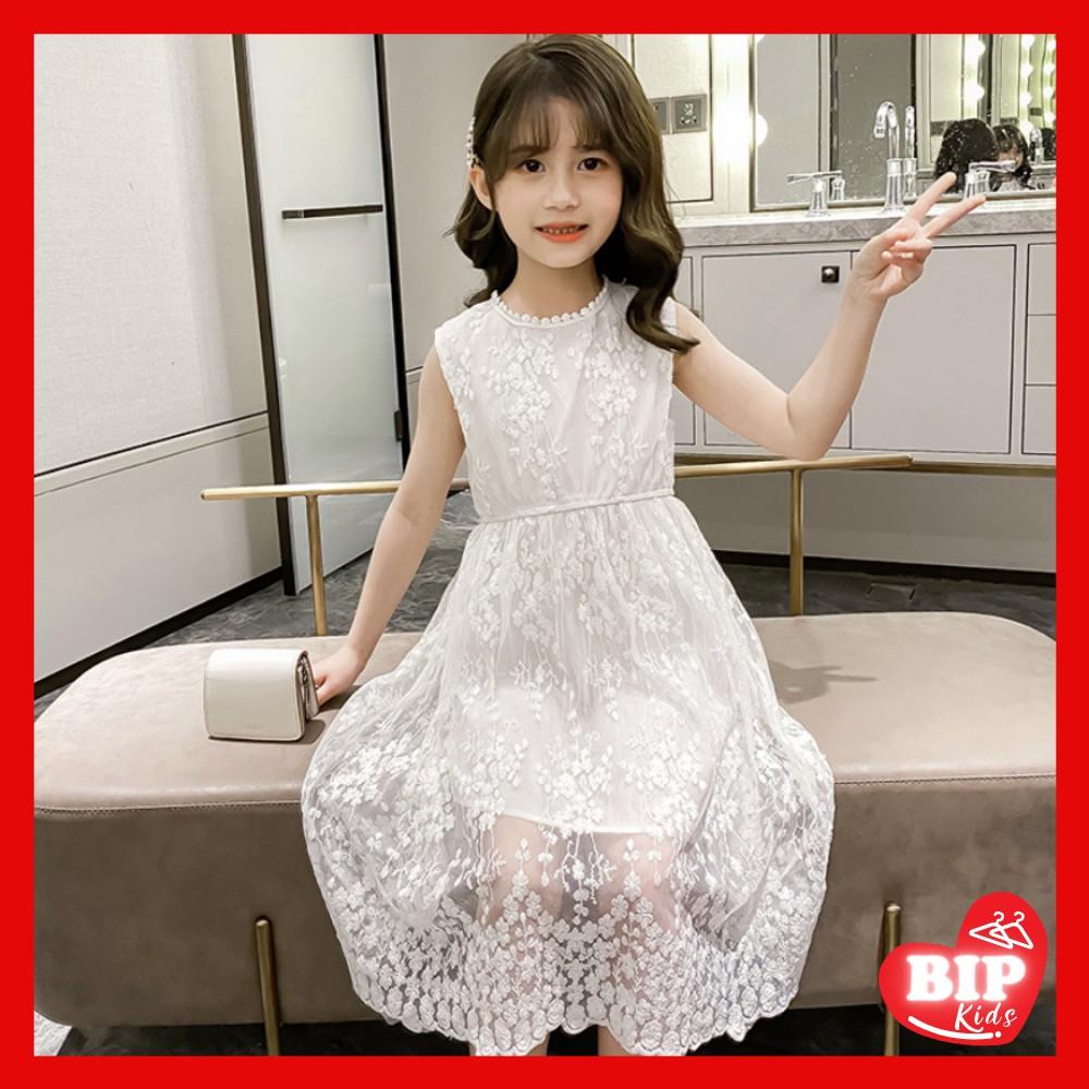 Váy Đầm Bé Gái Đẹp Sành Điệu Cao Cấp 10020