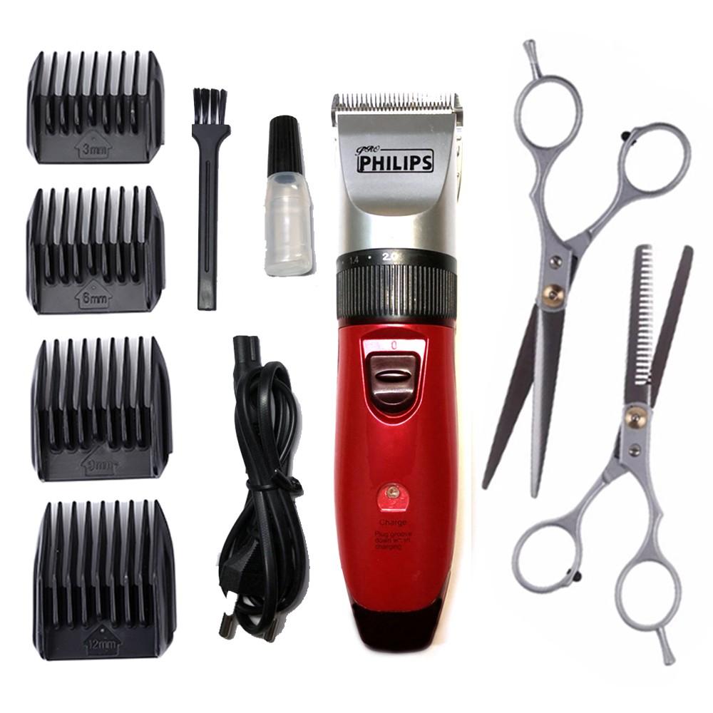 Bộ tông đơ cắt tóc PHILIP PH-888 dành cho cả gia đình tặng kèm 2 kéo cắt kéo tỉa - 3131762 , 1182214962 , 322_1182214962 , 200000 , Bo-tong-do-cat-toc-PHILIP-PH-888-danh-cho-ca-gia-dinh-tang-kem-2-keo-cat-keo-tia-322_1182214962 , shopee.vn , Bộ tông đơ cắt tóc PHILIP PH-888 dành cho cả gia đình tặng kèm 2 kéo cắt kéo tỉa