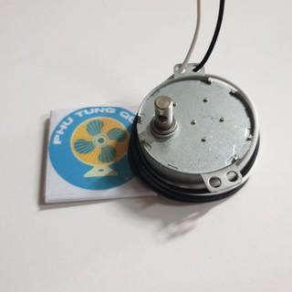 Nhông điện quạt 220v - mô tơ đảo - túp năng - tút năng điện - phụ tùng quạt