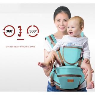 Địu 12 tư thế công nghệ Hàn Quốc Fujikid NS01
