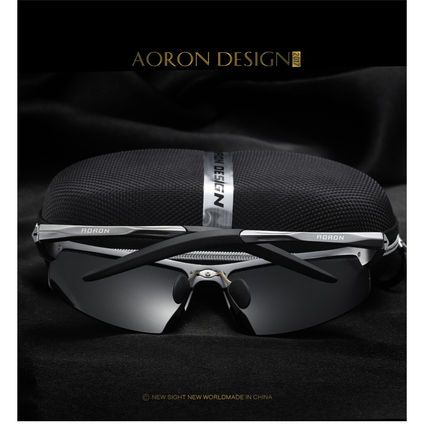Mắt kính Aoron thời trang phân cực chính hãng - 2771765 , 1314715912 , 322_1314715912 , 350000 , Mat-kinh-Aoron-thoi-trang-phan-cuc-chinh-hang-322_1314715912 , shopee.vn , Mắt kính Aoron thời trang phân cực chính hãng