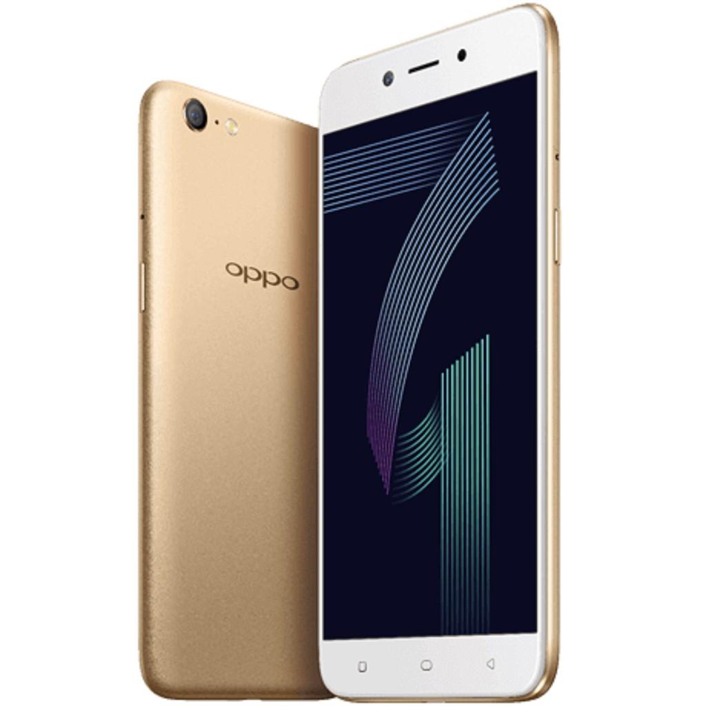 Điện thoại OPPO A71 3GB/16GB - Màn hình 5.2 inch - Chính hãng
