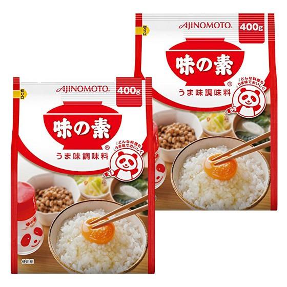 COMBO: 2 gói mì chính cánh nhỏ Ajnomoto 500g nội địa Nhật
