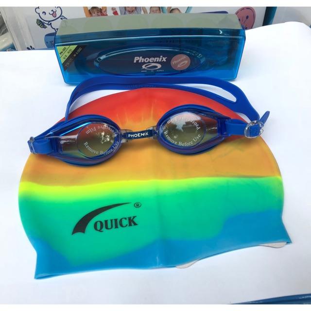Combo 1 mũ bơi Quick và 1 kích bơi Phoenix Hàn Quốc cao cấp - 3580288 , 1165045190 , 322_1165045190 , 120000 , Combo-1-mu-boi-Quick-va-1-kich-boi-Phoenix-Han-Quoc-cao-cap-322_1165045190 , shopee.vn , Combo 1 mũ bơi Quick và 1 kích bơi Phoenix Hàn Quốc cao cấp