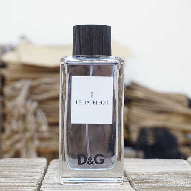 Kết quả hình ảnh cho Nước Hoa Dolce & Gabbana D&G 1 Le Bateleur