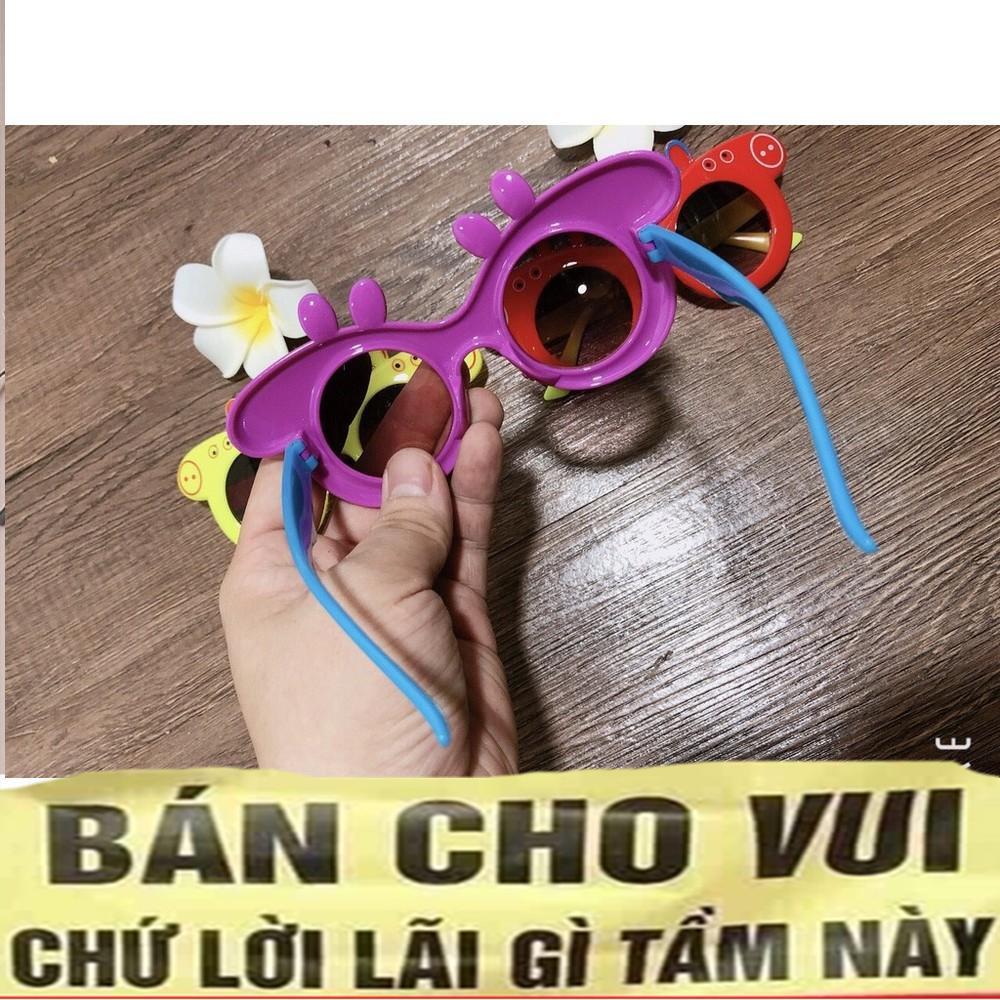 [CHẤT] Kính Heo Peppa Pig Cho Bé Trai/Bé Gái